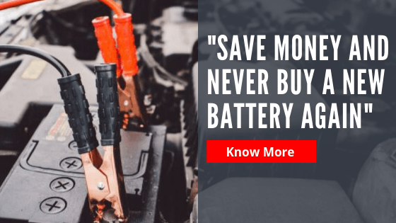 How to reconditioning battery charger