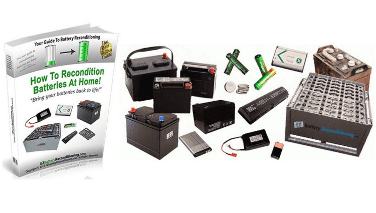 Review of EZ Battery Reconditioning by Kabin