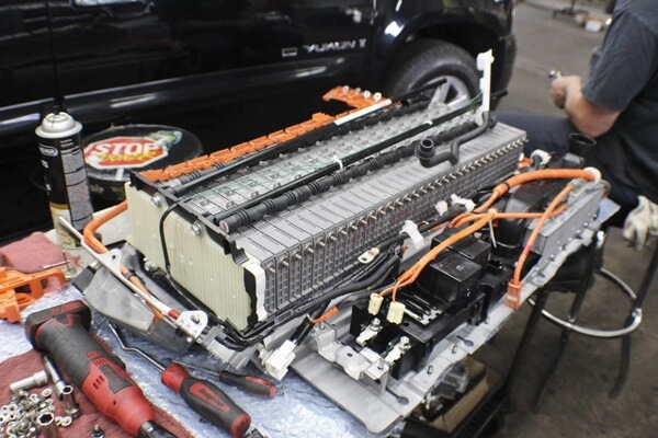 Prius Battery Reconditioning tips
