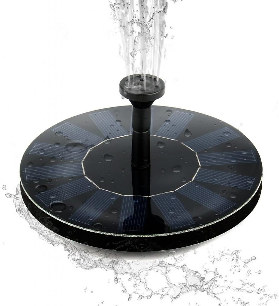 SOONHUA Solar Fountain Pump
